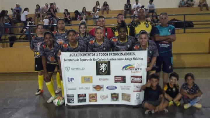 Deportivo Sanka aplica goleada de dois dígitos na Copa Sesc - Crédito: Divulgação