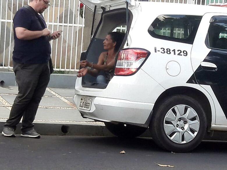 Após tentar matar ex-amásio, mulher é presa em flagrante - Crédito: São Carlos Agora