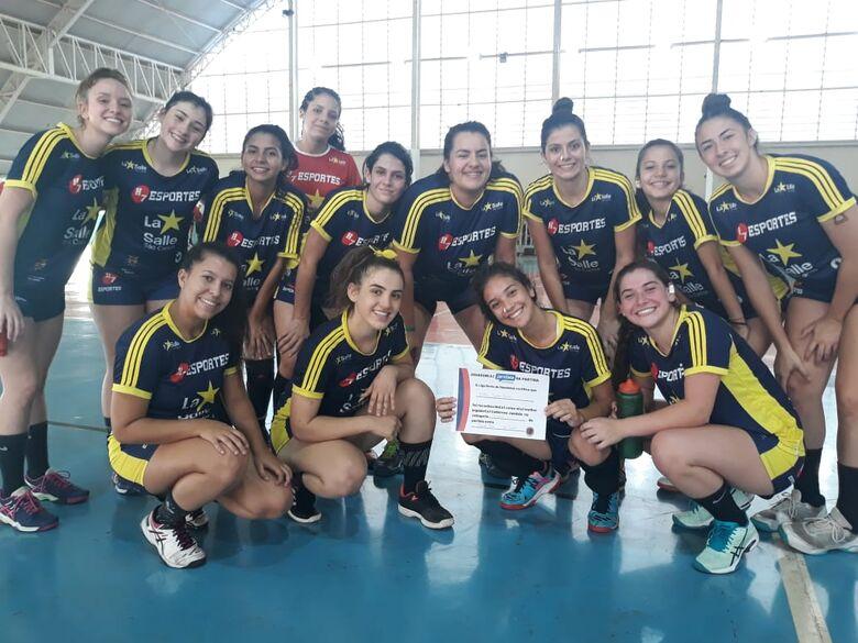 H7 Esportes/La Salle supera Ribeirão Preto pela Copa Derla - Crédito: Divulgação