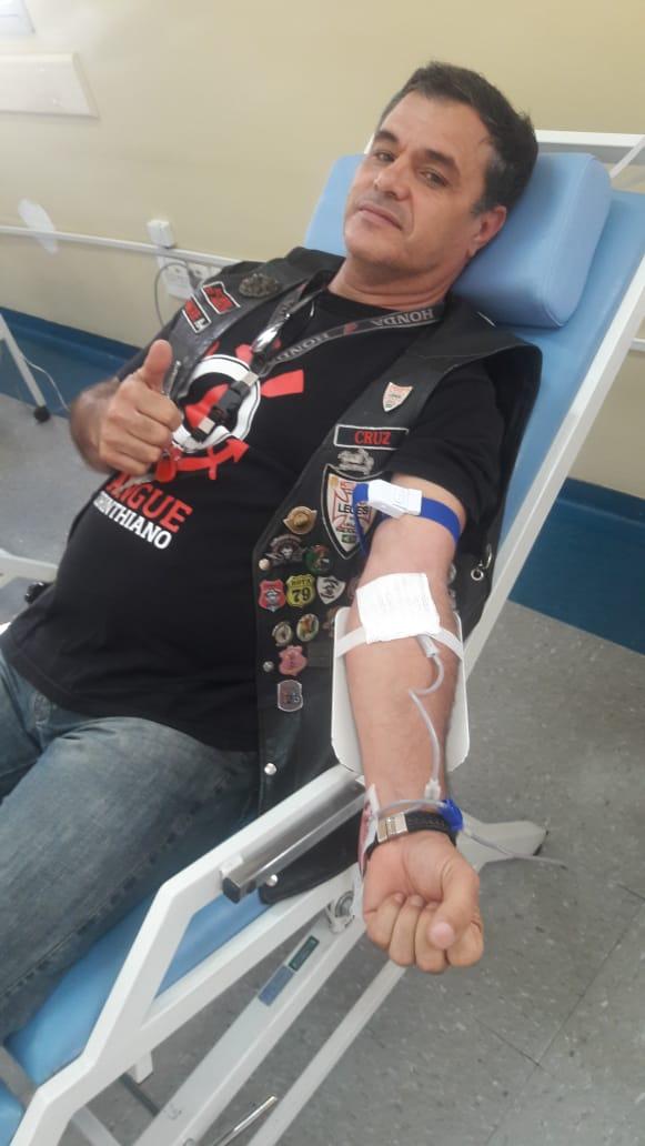 Campanha Sangue Corinthiano será realizado em São Carlos - Crédito: Divulgação