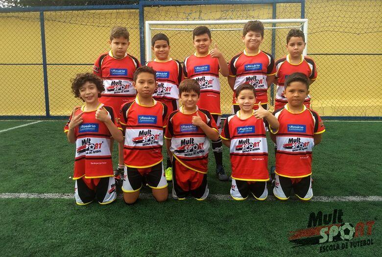 Mult Sport realiza jogos amistosos em Araraquara - Crédito: Divulgação