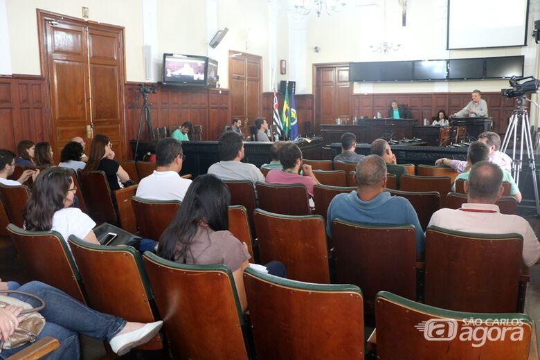 Câmara dá continuidade a audiências públicas com secretários municipais - Crédito: Divulgação