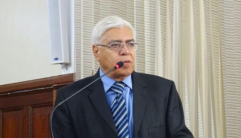 Azuaite solicita informações sobre atuação das secretarias municipais e Saae - Crédito: Divulgação