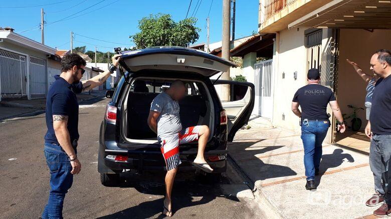 Polícia Civil realiza Operação #PC27 em São Carlos - Crédito: Divulgação/PC