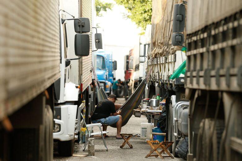 Após reunião com governo, caminhoneiros descartam paralisação - Crédito: Tomaz Silva/Agência Brasil