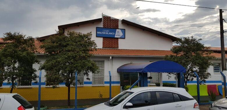 Prefeitura entrega obras de reforma do CEMEI Walter Blanco -