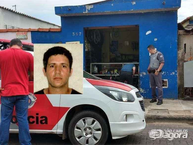 Corpo de comerciante assassinado em Ibaté será sepultado na tarde deste domingo - Crédito: São Carlos Agora