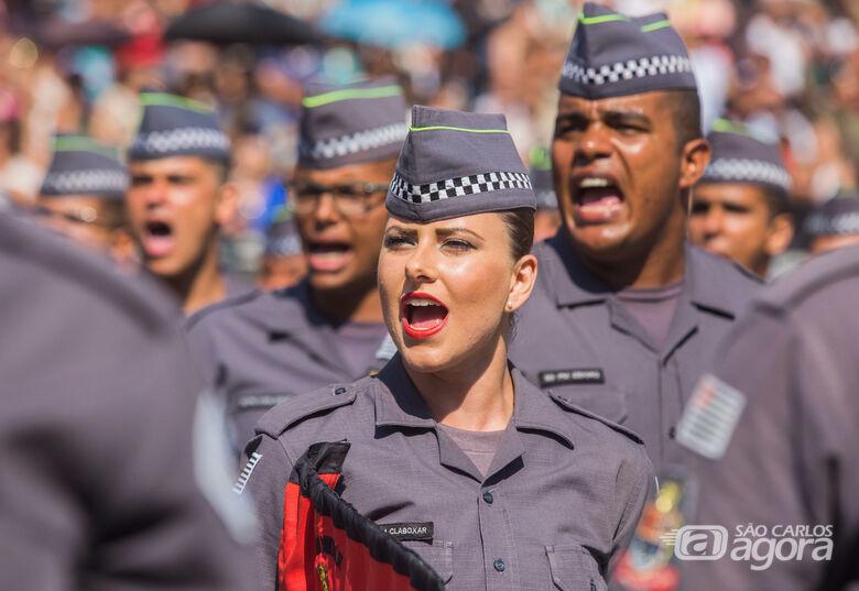 Polícia Militar abre concurso com 2.700 vagas para soldado - Crédito: Divulgação