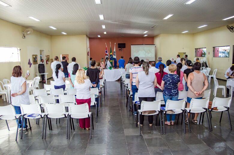 Ibaté realiza Conferência Municipal da Saúde e encaminha propostas para Conferencia Nacional - Crédito: Divulgação