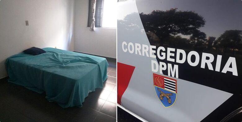 PM e esposa são presos por envolvimento com exploração sexual em São Carlos - Crédito: São Carlos Agora