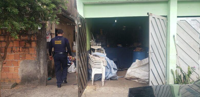 Guarda Municipal localiza suspeitos de furto na CEMEI João Muniz - Crédito: Divulgação