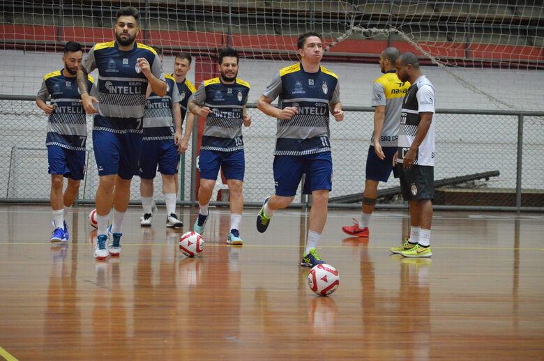 São Carlos visita a FIB/Bauru em busca de se manter na liderança da Copa Paulista - Crédito: Maicon Reis