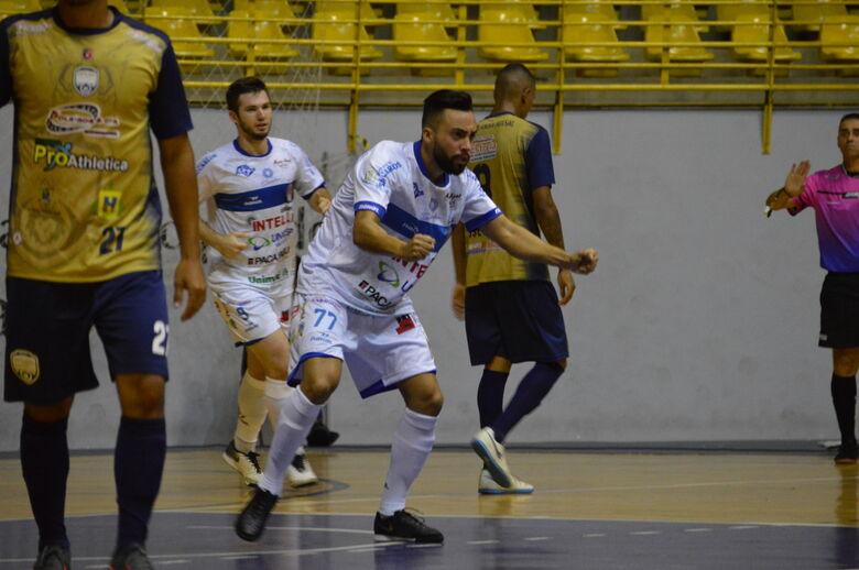 São Carlos encara o Atlântico na estreia da Liga Nacional - Crédito: Maicon Reis