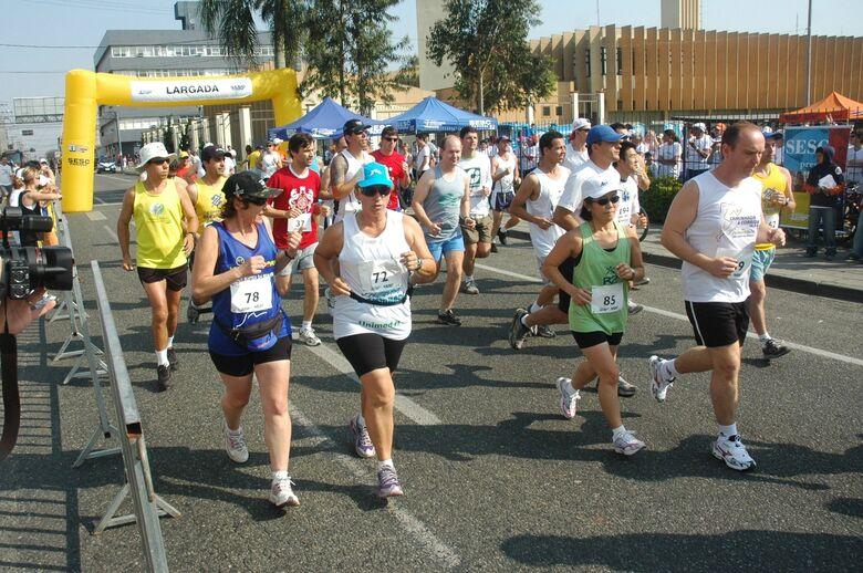 Estudo em São Carlos aponta que corrida pode beneficiar pessoas com depressão - Crédito: Divulgação