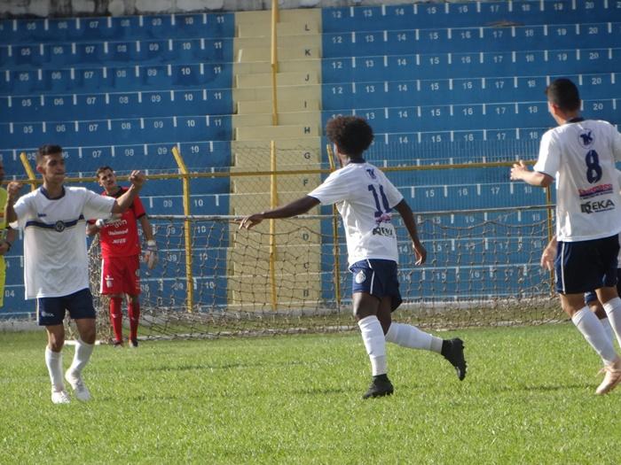 Após sair na frente, São Carlos cede empate para o XV de Piracicaba - Crédito: Marcos Escrivani