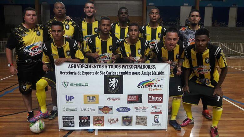 Deportivo Sanka goleia e carimba vaga nas quartas de final no campeonato da Liga Araraquarense - Crédito: Marcos Escrivani