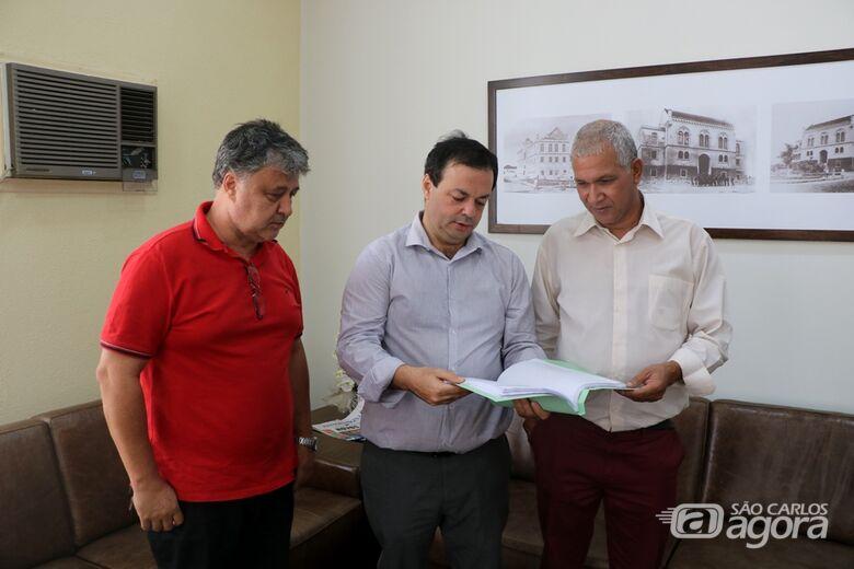 Câmara Municipal recebe projeto de Lei de Diretrizes Orçamentárias - Crédito: Divulgação
