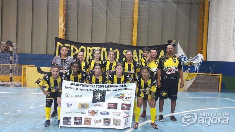Deportivo Sanka pega Taquaritinga e foca a vitória na Copa Record - Crédito: Marcos Escrivani