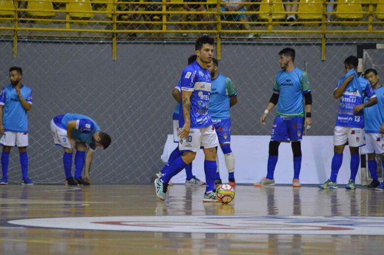 Fora de casa, São Carlos vai em busca da primeira vitória na Liga Nacional - Crédito: Maicon Reis