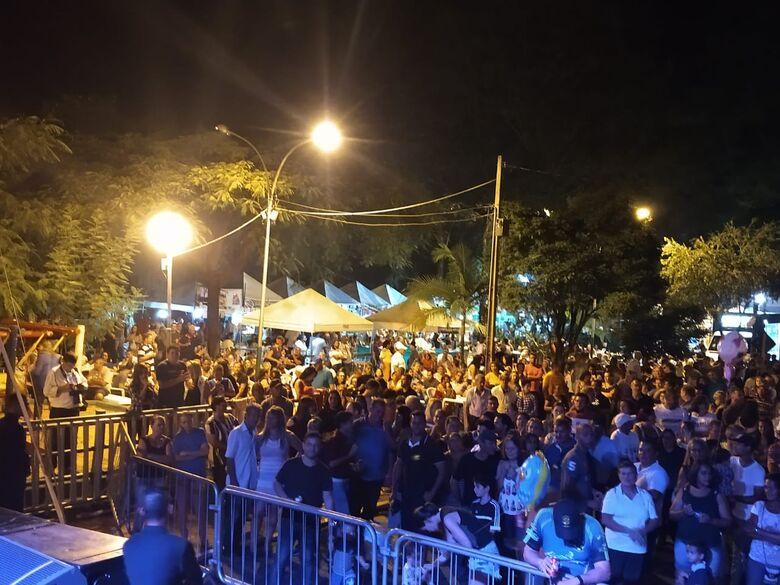 Festa do Milho de Água Vermelha continua neste sábado; veja a programação - Crédito: Divulgação