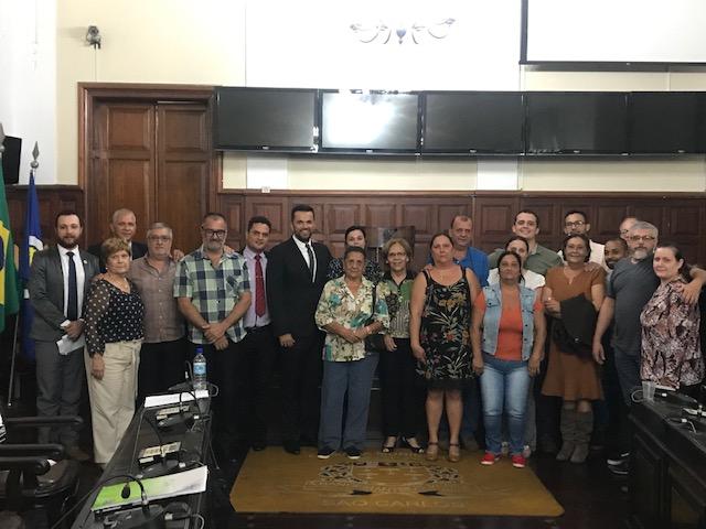 """Vereador Rodson denomina de """"Casa de Passagem Reynaldo Bertolino Neto"""" o antigo albergue noturno - Crédito: Divulgação"""