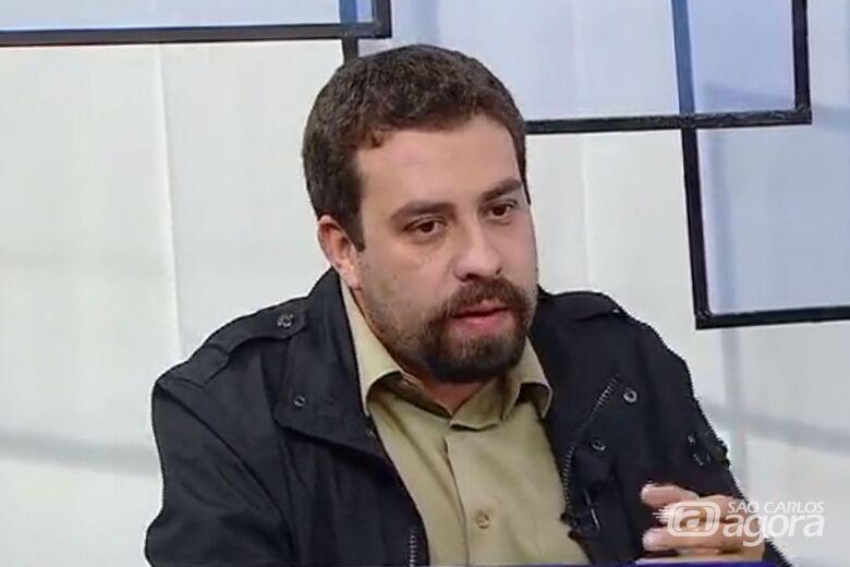 Boulos vem a São Carlos para lutar contra Bolsonaro e a reforma da Previdência -