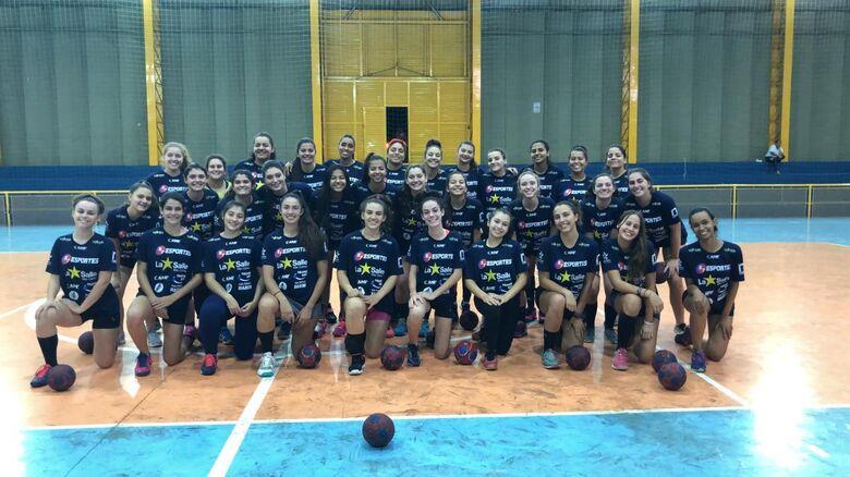 H7 Esportes/La Salle faz a estreia na Copa Derla e leva 48 atletas - Crédito: Marcos Escrivani
