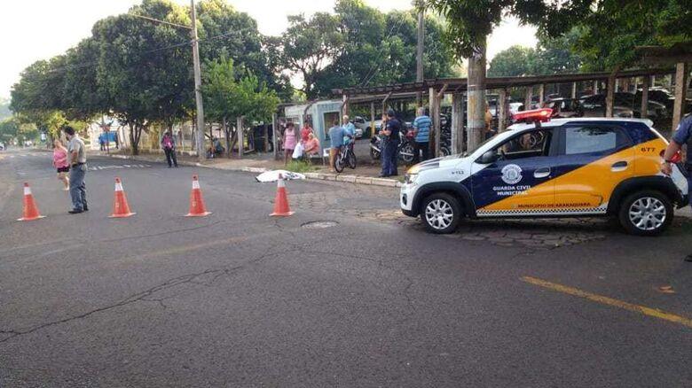 Homem é morto a facadas durante briga em cidade da região - Crédito: Divulgação/Araraquara News
