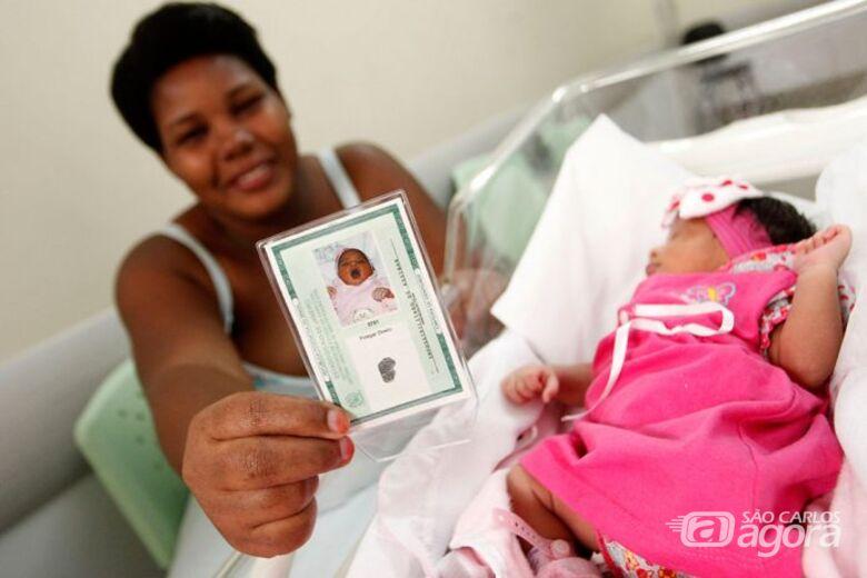 RG do bebê: saiba como tirar a 1ª identidade do seu filho - Crédito: Divulgação