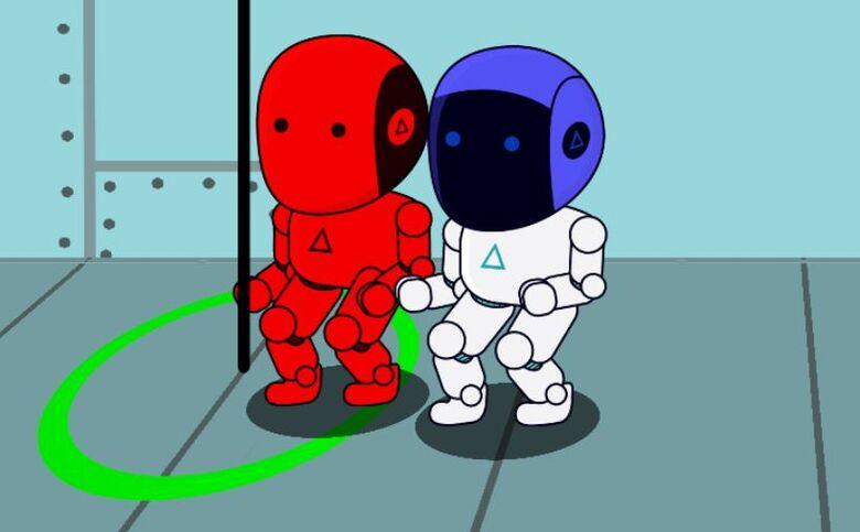 Alunos da USP São Carlos criam jogo para ensinar programação usando robôs virtuais - Crédito: Campus Mobile