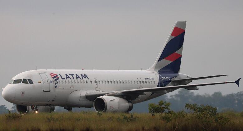MRO da LATAM antecipa em 24 horas, a liberação do primeiro avião a fazer desembaraço aduaneiro em São Carlos -