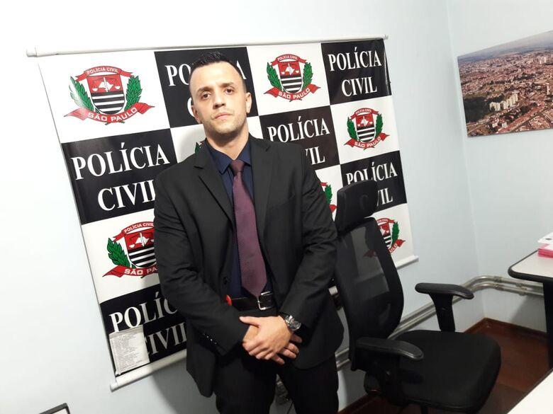 Dr. Miguel Carlos Capobiano Júnior e sua equipe prenderam em São Carlos ex-secretária acusada de fraude milionária na prefeitura de Barretos - Crédito: São Carlos Agora