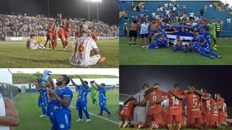 A pequena Monte Azul Paulista está em festa e o Audax renasce para o futebol - Crédito: Divulgação