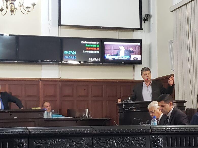 Concessão de serviços públicos vai ter que ser discutida futuramente em São Carlos, diz Muller - Crédito: São Carlos Agora