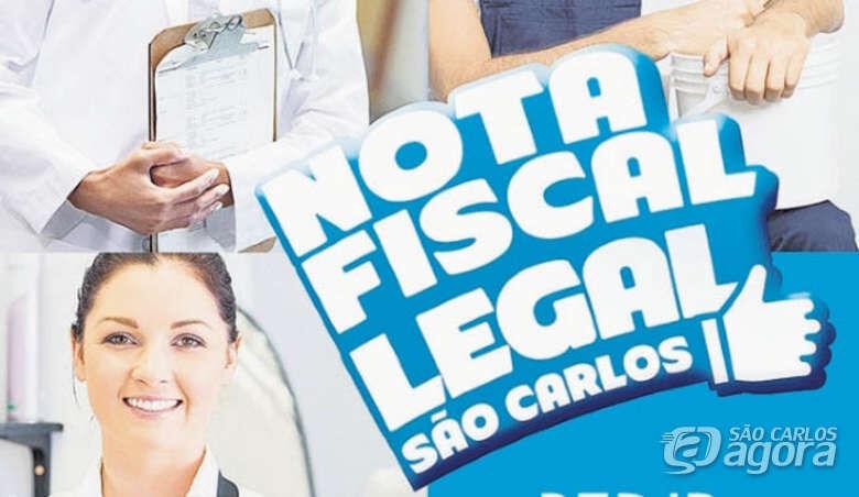Prefeitura entrega prêmio aos vencedores do programa Nota Fiscal Legal - Crédito: Divulgação