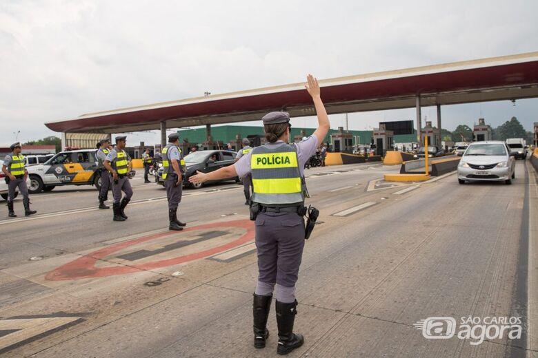 """Polícia Rodoviária deflagra a Operação """"Paixão de Cristo / Semana Santa"""" - Crédito: Divulgação"""