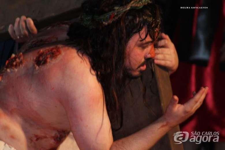 Veja onde ocorre a Encenação da Paixão de Cristo nesta sexta-feira Santa - Crédito: Divulgação