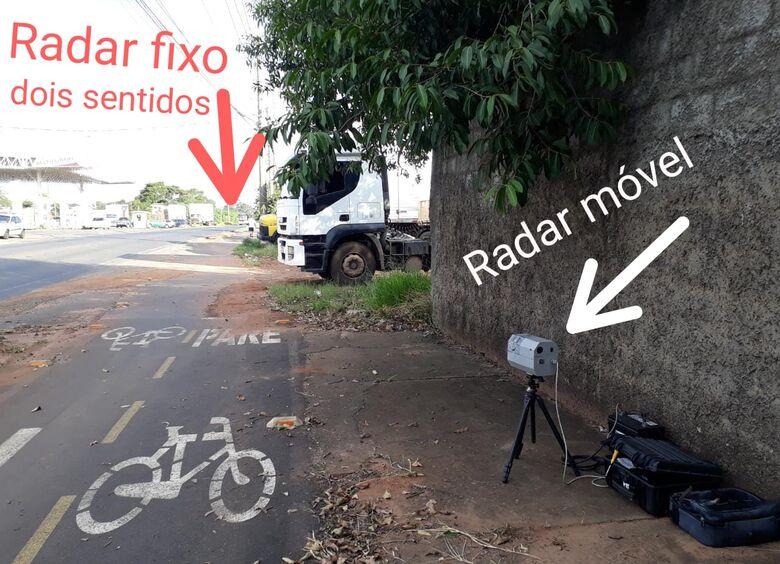 Edson Ferreira questiona Coca a respeito de excesso de radares na Avenida Morumbi - Crédito: Divulgação