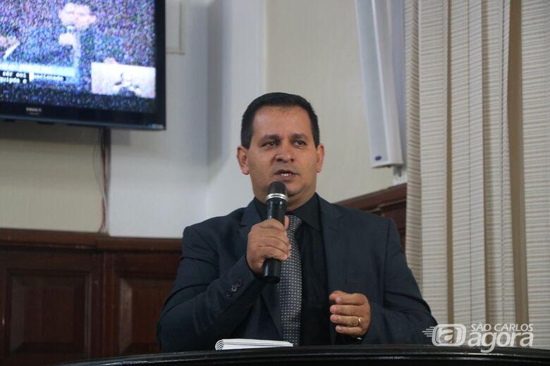 Vereador Roselei pede reforma urgente no Cemei Maria Alice Vaz de Macedo - Crédito: Divulgação