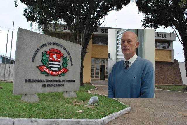 Delegado de Araraquara assume Seccional de São Carlos - Crédito: Arquivo/SCA