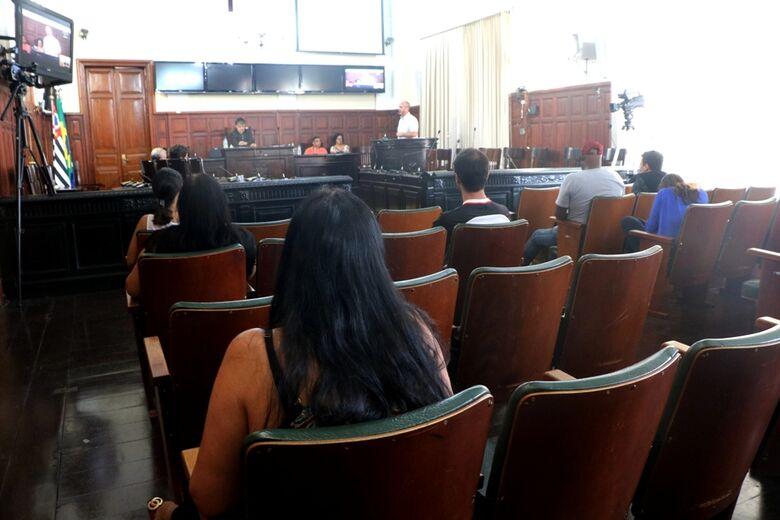 Série de audiências com secretários municipais continua nesta quinta-feira na Câmara - Crédito: Divulgação