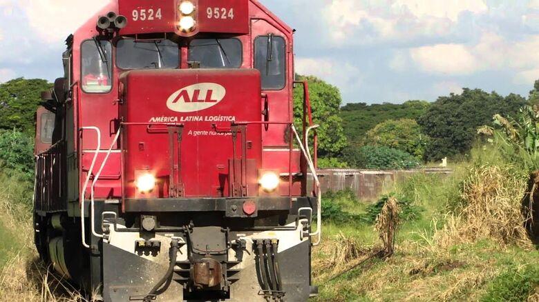 Moradores reclamam do volume da buzina do trem e caso vai parar no MPF - Crédito: Divulgação