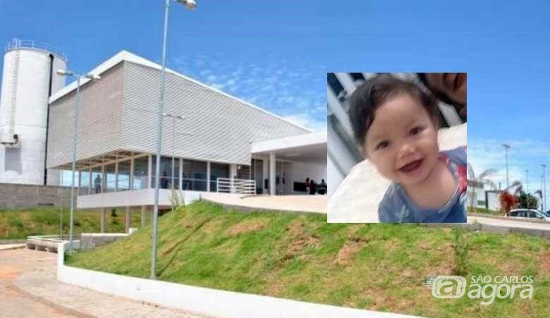 Menina de 1 ano e quatro meses morre engasgada com leite em São Carlos - Crédito: Reprodução/Facebook