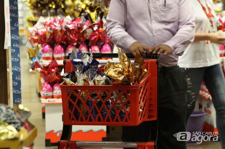 Acisc separa dicas valiosas para intensificar vendas na Páscoa - Crédito: Divulgação