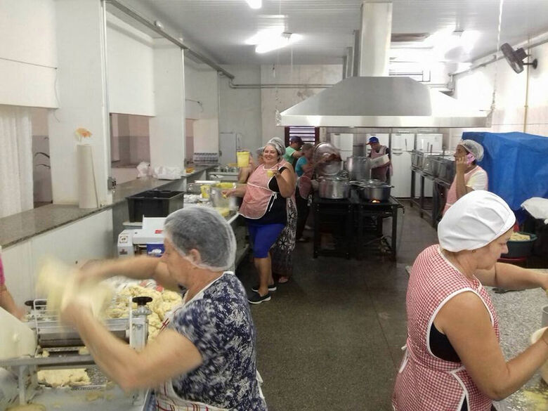 Festa do Milho promete agitar a Paróquia de São José - Crédito: Divulgação