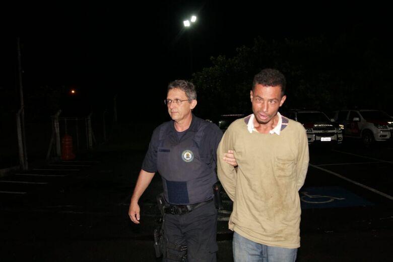 Ladrão é detido após praticar furto no CAPS - Crédito: São Carlos Agora