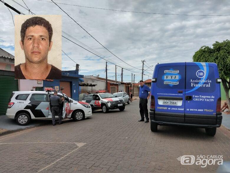 Homem é morto a tiros em Ibaté - Crédito: São Carlos Agora
