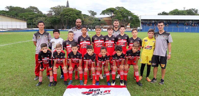 Multi Esporte empata no Campeonato Municipal - Crédito: Divulgação