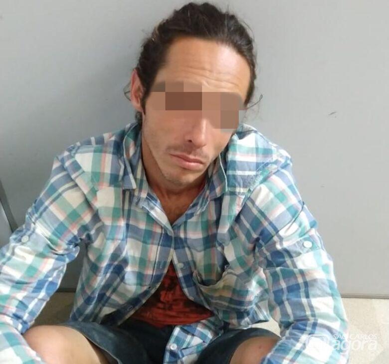 Ladrão furta ar condicionado de salão em reforma - Crédito: São Carlos Agora
