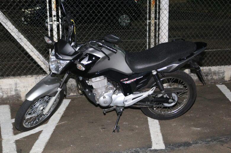 Motociclista é detido por embriaguez na Vila Marina - Crédito: São Carlos Agora